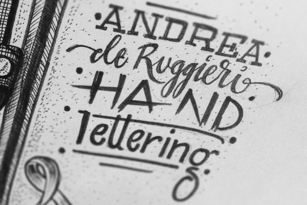 Hand lettering sketch on behance altavistaventures Choice Image
