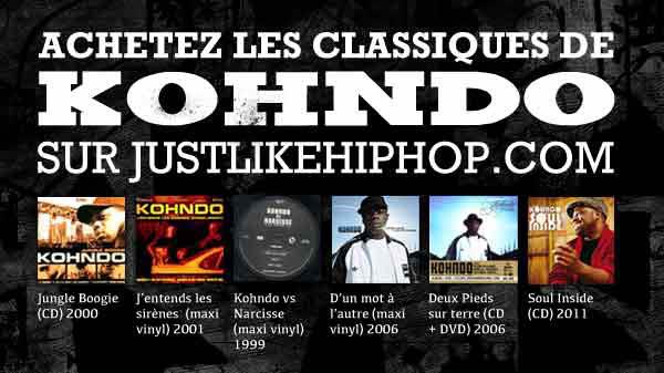 hip-hop Kohndo Soul King Mango