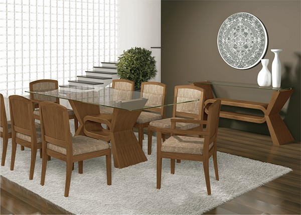 Sala De Jantar Rudnick ~ projeto de moveis para sala de jantar rudnick s a