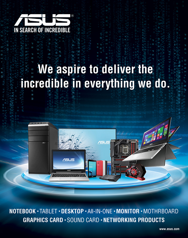Asus In Search Of Incredible Theme Advertising On Behance