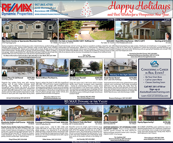 print advertising real estate marketing   Alaska