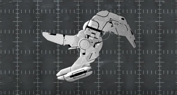 MACHINAE,robot,robotic,audiovisual,musicvideo,robot dance ,autechre,Transformation,transformer,shapeshift,sound,science fiction,future,dancing device,music visualization