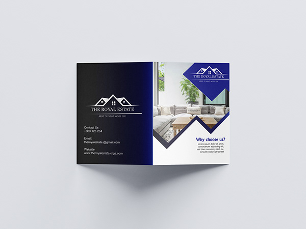 Estate companies Brochure
