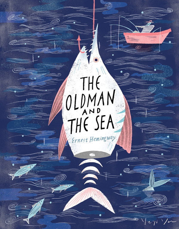 the story of santiago in the old man and the sea by ernest hemingway In fact the old man and the sea revived ernest hemingway's how does the story of santiago confirm the presence of two reading hemingway's style was.