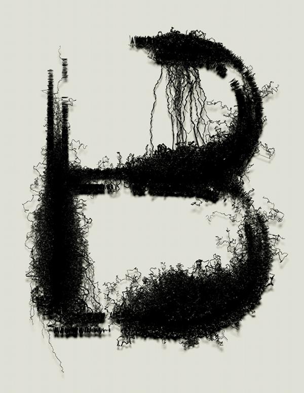Experimental Typography Fur On Behance