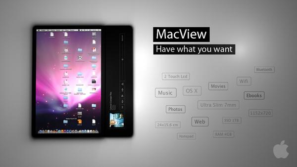 tablet apple Laptop future