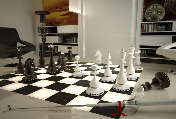 Neuhaus 2009 creative Interior Competition Nickolai Yegorov bedroom Life in motion