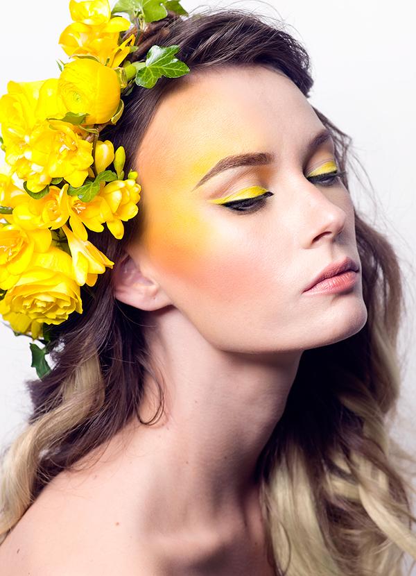 Unica Magazine Beauty Editorial On Behance