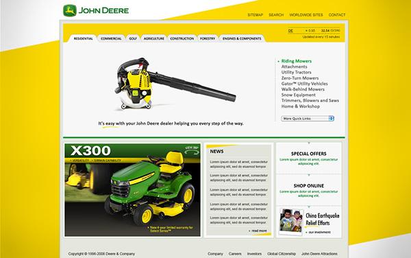 John Deere zu communications