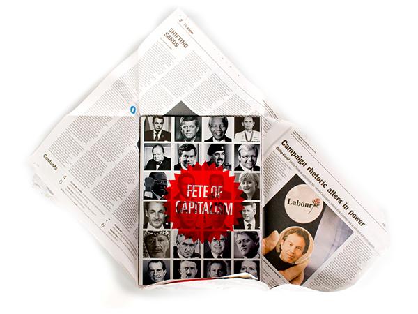 magazine Collaboration Loose-leaf