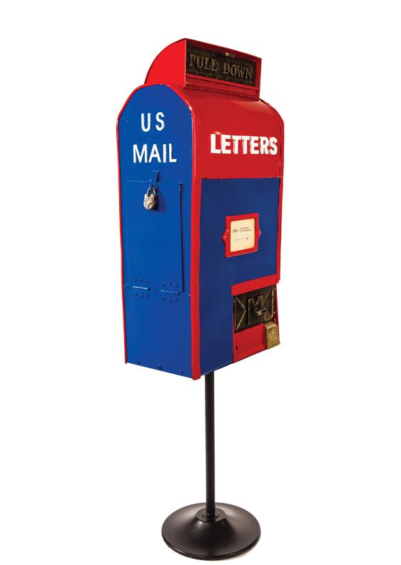 mailbox change needed capsule vending 3d design Kevin O'Callaghn