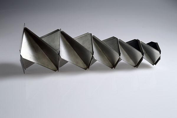 Sheet Metal Form On Risd Portfolios