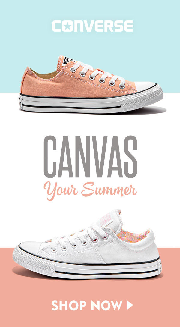 064b831a0c9581 Converse Canvas Email on Behance