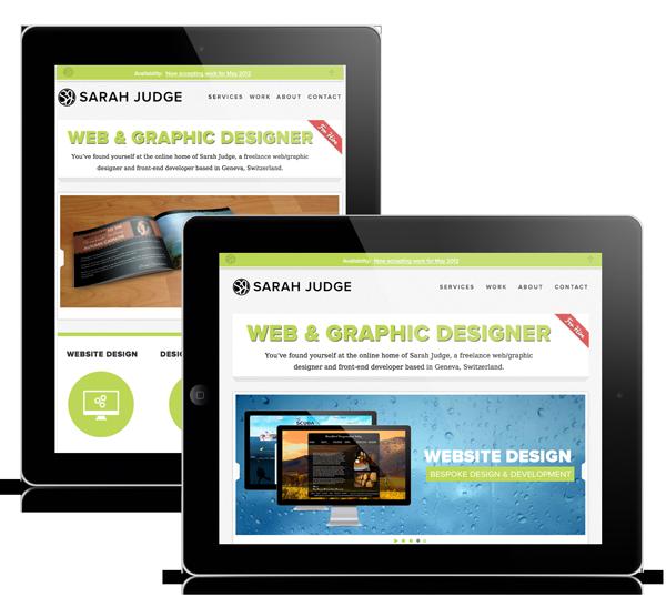 portfolio  website Responsive Media Queries html5 css3