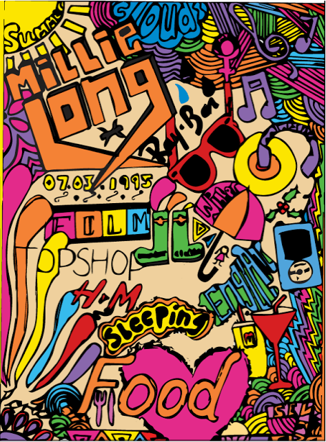 kate moross on behance