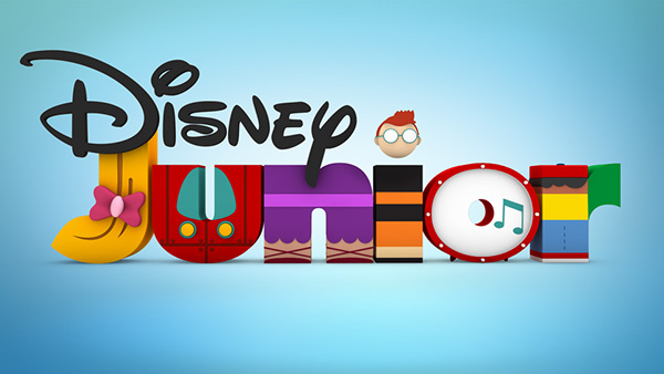 Disney Junior on Behance