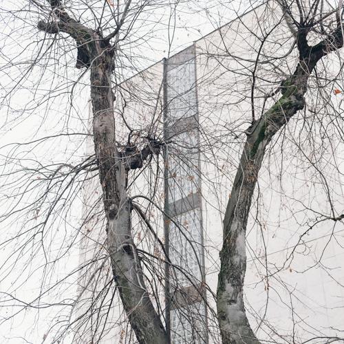 architecture budapest minimal building Photography  fujifilm