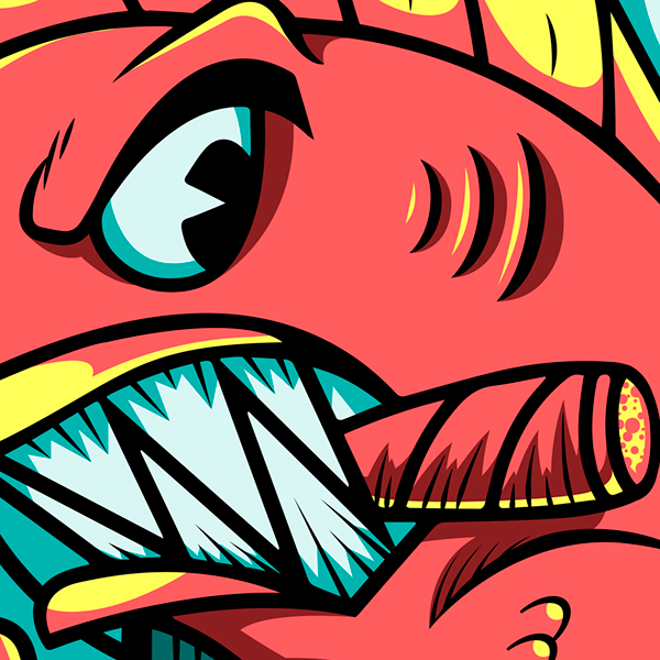 Hellfish On Behance