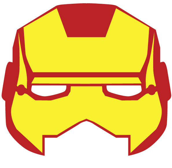 photograph about Free Printable Superhero Photo Booth Props known as Superheroes masks upon Behance