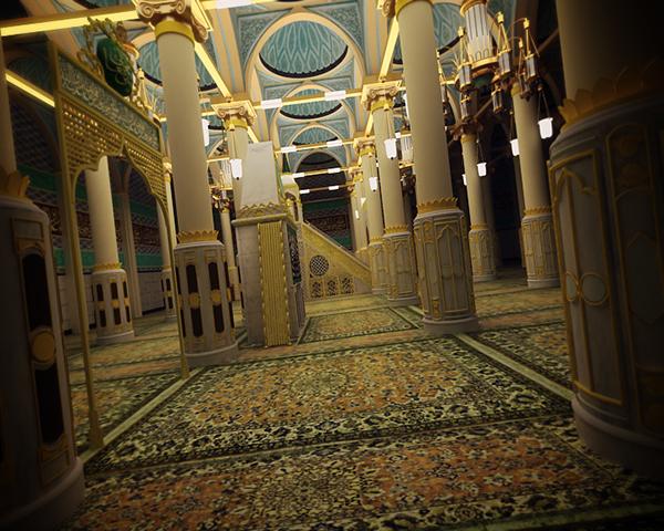 riaz ul jannah  masjid al nabavi  channel id on behance