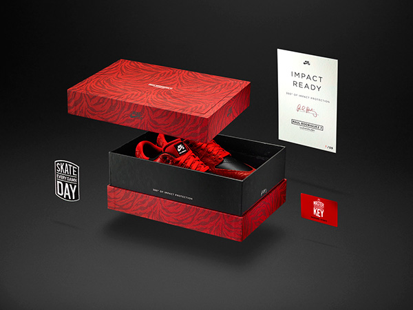 NIKE SB P-ROD 7 PACKAGING on Behance 7233f600e
