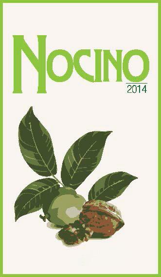 Nocino Production
