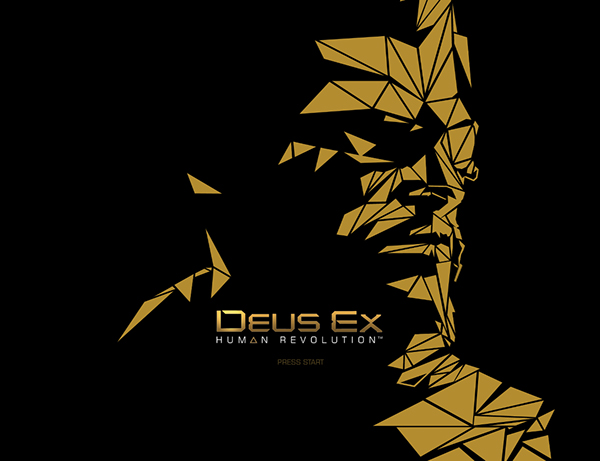 deus ex human revolution how to change graphics