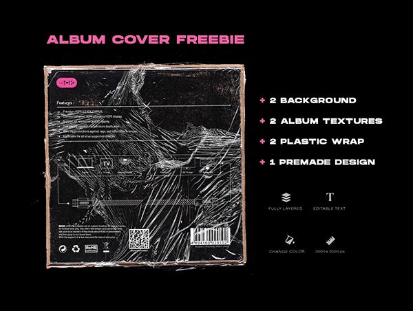 Album Cover Freebie