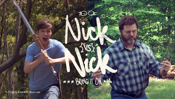 Kings of Summer nick offerman CBS Films handwriting handwritten