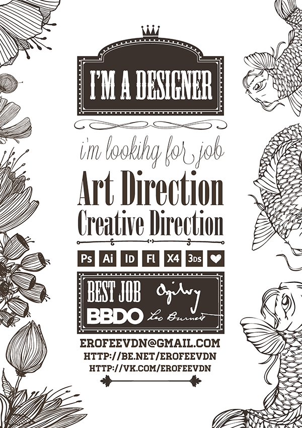 Resume Designer Handicraft On Student Show