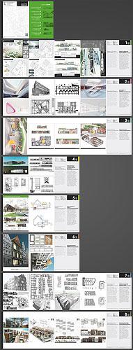 portfolio printed version on behance