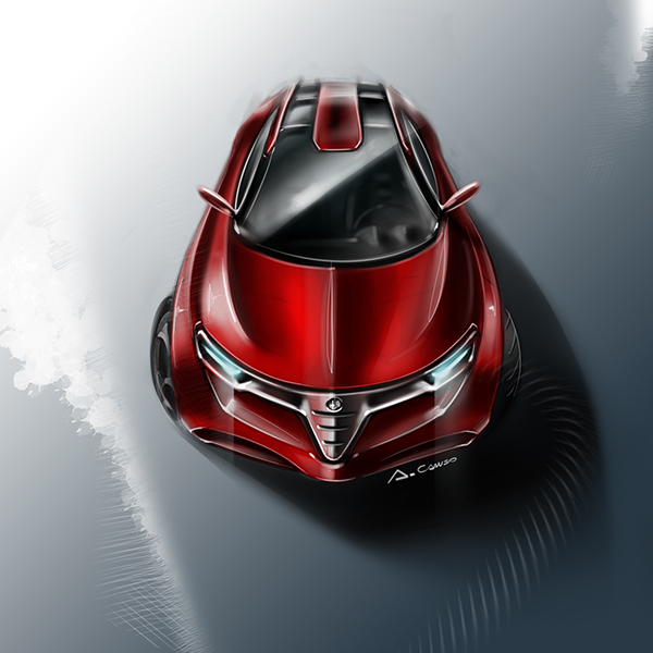 SUV Concept On Behance