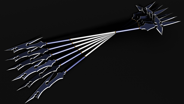 Kingdom Hearts Weapons on Behance