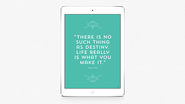 life is what you make it pdf