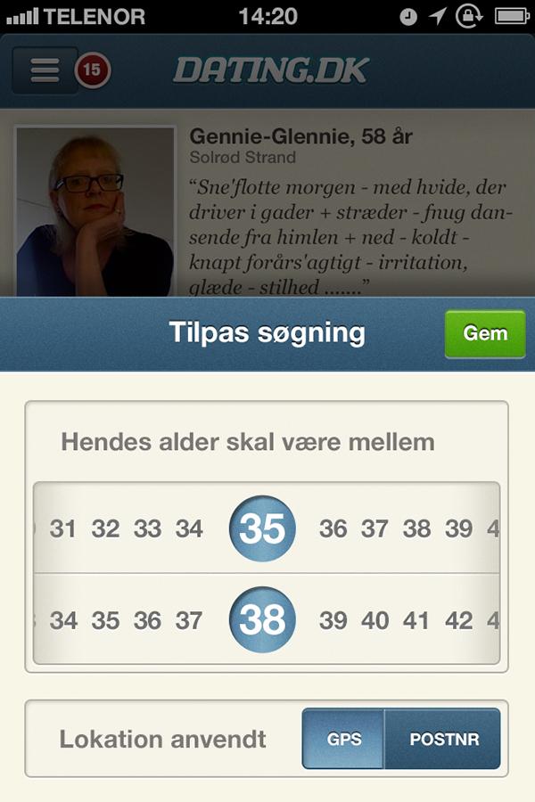 dating dk app Haderslev