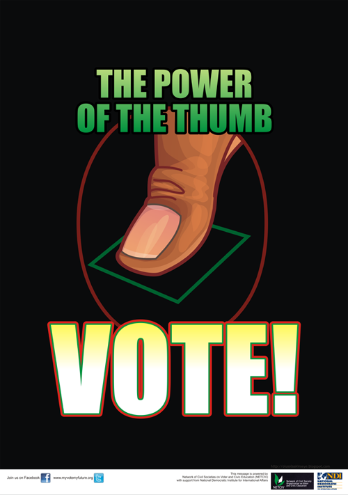 Vote Campaign Designs On Behance