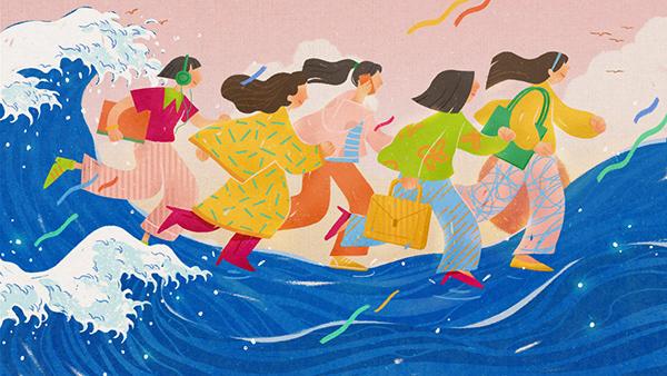 WP BrandStudio X Government of Japan: Female Power