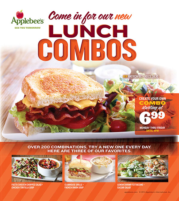 photo about Printable Applebees Menu identify Applebees lunch bargains - Proflowers coupon code no cost transport