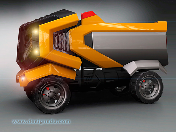 Truck Hexagon