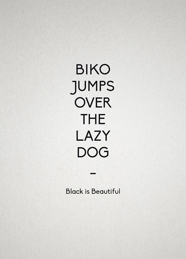 Biko Regular Font Download