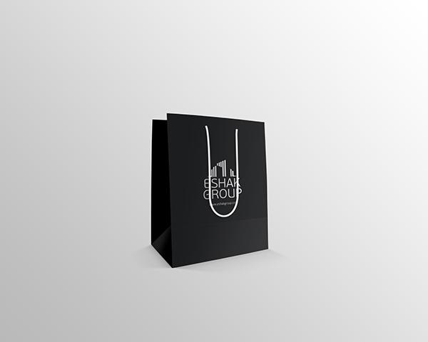 Eshal Group folder logo