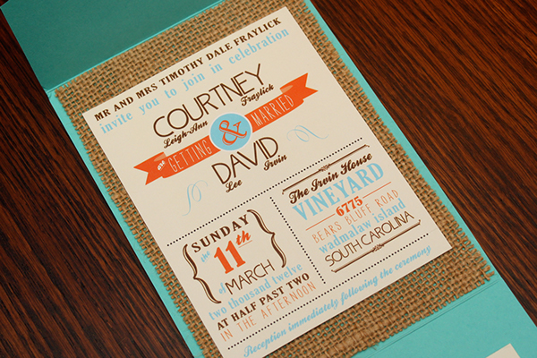 Non Traditional Wedding Invitation Wording: Wedding Invitation Suite On Behance