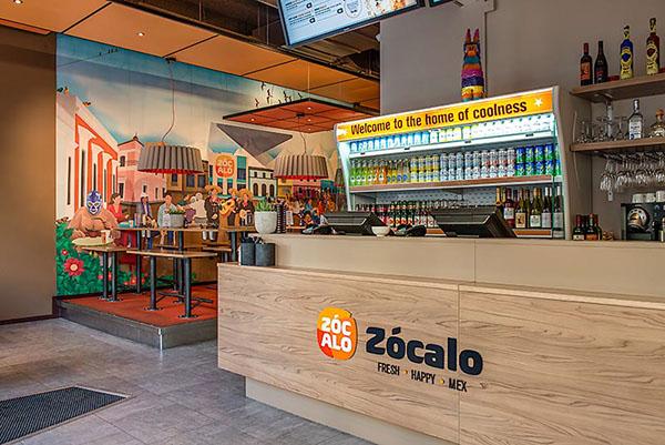 Interior restaurant photo Interior Photography