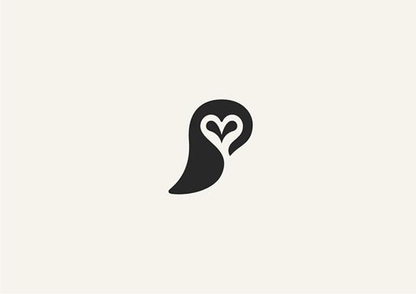 Création Logo owl par G. Bokhua