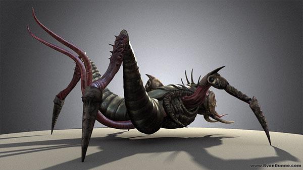 creature Malesquis monster