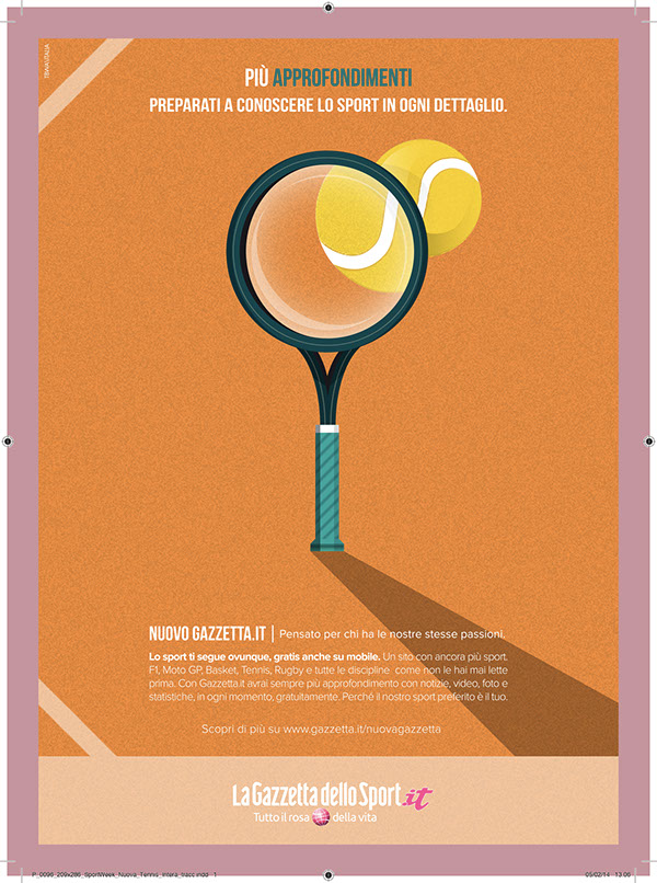 La Gazzetta Dello Sport New Gazzetta It On Behance