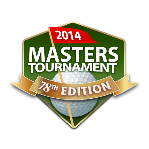 masters golf Tournament 78th edition
