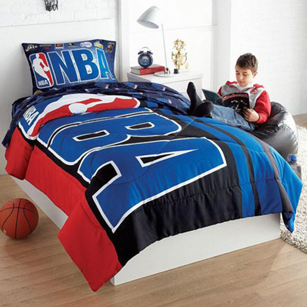 Nba Comforter On Behance