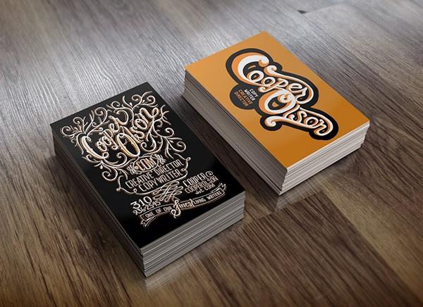 Handlettering lettering handdrawntype type Script logo businesscard