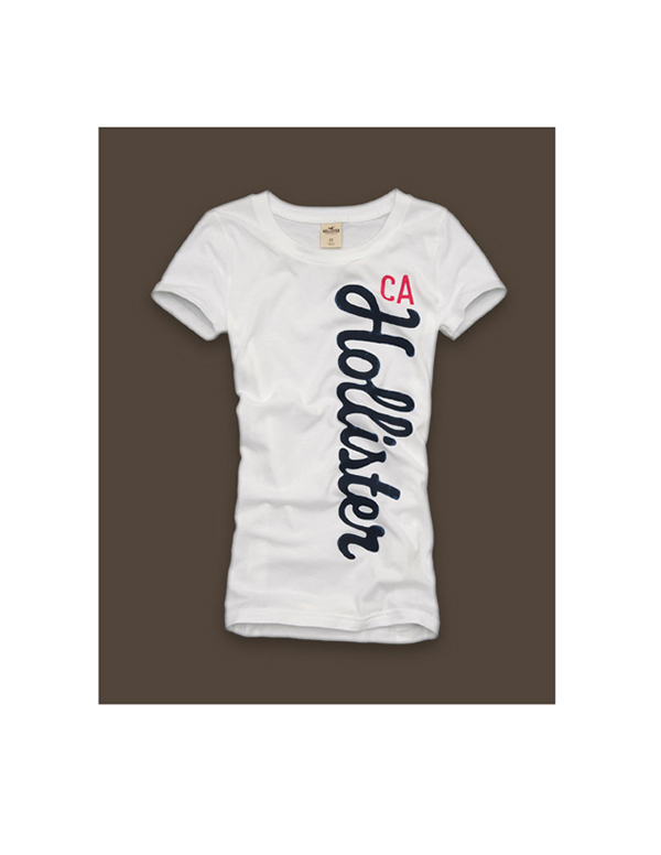 fb7619776e Abercrombie & Fitch - Hollister Graphic Tees and Pants on Behance